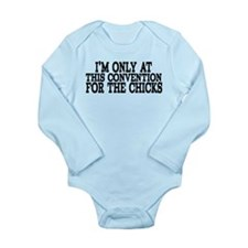 Only At This Convention 4 Chi Long Sleeve Infant B
