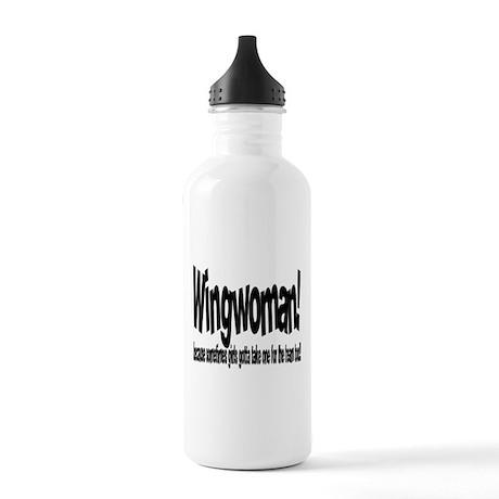 Wingwoman Stainless Water Bottle 1.0L