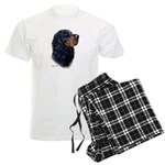 Gordon Setter Men's Light Pajamas