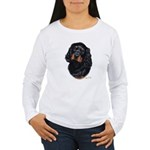 Gordon Setter Women's Long Sleeve T-Shirt