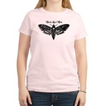 Death's Head Moth Women's Light T-Shirt