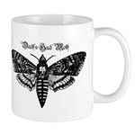 Death's Head Moth Mug