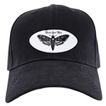 Death's Head Moth Black Cap