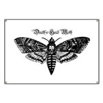 Death's Head Moth Banner