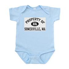 Property of Somerville Infant Creeper