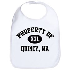 Property of Quincy Bib