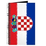 Croatian Flag Journal