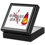 Ketchup Lover Keepsake Box