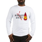 Ketchup Lover Long Sleeve T-Shirt