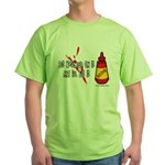 Ketchup Lover Green T-Shirt