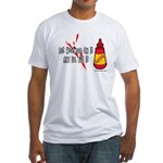 Ketchup Lover Fitted T-Shirt
