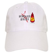 Ketchup Lover Baseball Cap