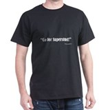 Go For Superstud! Black T-Shirt