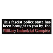 Fascist Police State by MIC
