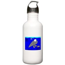 Blee The Spud Fish! Water Bottle