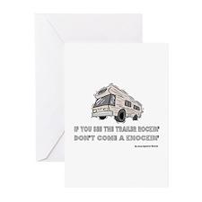 Knockin Rockin Greeting Cards (Pk of 10)