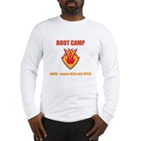 Funny Haiti charity Long Sleeve T-Shirt
