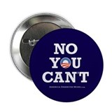 No You Can't 2.25&quot; Button