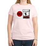 Dolls 2006 Women's Pink T-Shirt