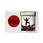 Dolls 2006 Rectangle Magnet (100 pack)
