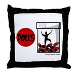 Dolls 2006 Throw Pillow