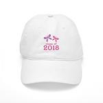 2018 Girls Graduation Cap