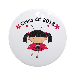 2018 Class Ornament (Round)