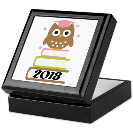 2018 Top Graduation Gifts Keepsake Box