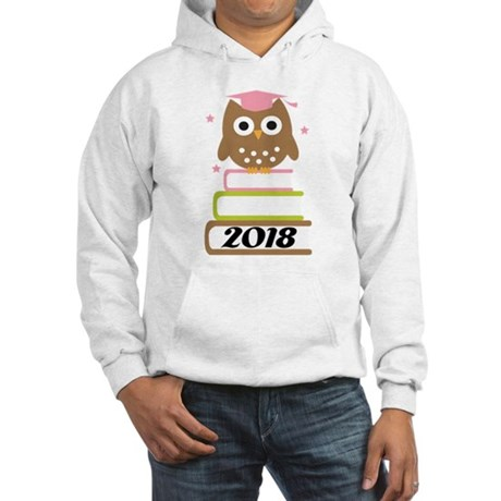 2018 Top Graduation Gifts Hooded Sweatshirt