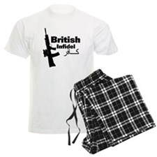 British Infidel Pajamas