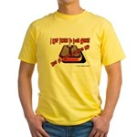 Loosing Weight Yellow T-Shirt
