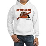 Loosing Weight Hooded Sweatshirt