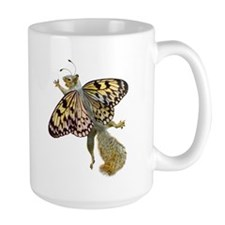 Flying Butterfly Squirrel Mug