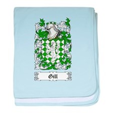 Gill baby blanket