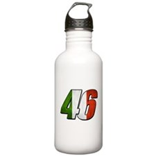VR 46 Flag Water Bottle