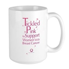 Tickled Pink Large Mug