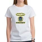 Anderson Sheriff Aviation Women's T-Shirt