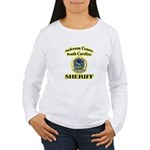 Anderson Sheriff Aviation Women's Long Sleeve T-Sh