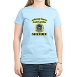 Anderson Sheriff Aviation Women's Light T-Shirt