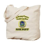 Anderson Sheriff Aviation Tote Bag