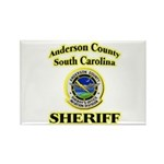 Anderson Sheriff Aviation Rectangle Magnet (100 pa