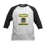 Anderson Sheriff Aviation Kids Baseball Jersey