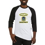 Anderson Sheriff Aviation Baseball Jersey