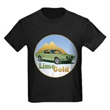 The Lime Gold T