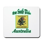 NSW Police Gang Task Force Mousepad
