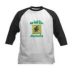 NSW Police Gang Task Force Kids Baseball Jersey