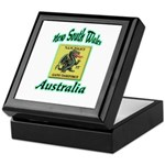 NSW Police Gang Task Force Keepsake Box