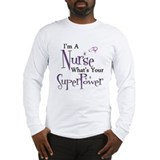 Unique Nurse Long Sleeve T-Shirt