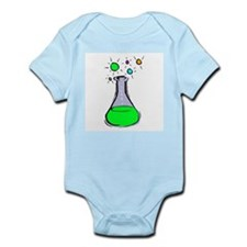 Beaker Geek Infant Creeper