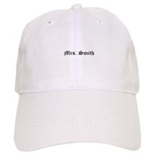 Mr and Mrs Baseball Cap